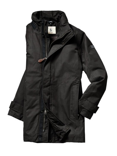 New Brewster Parka