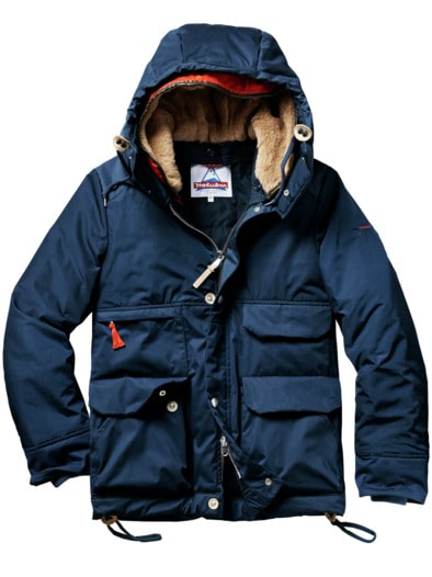 Metro Mountain-Parka