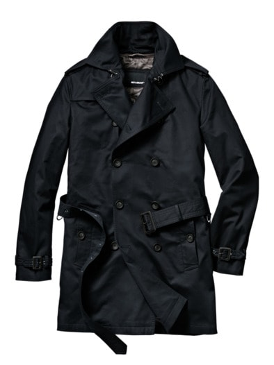 Three Seasons Trench