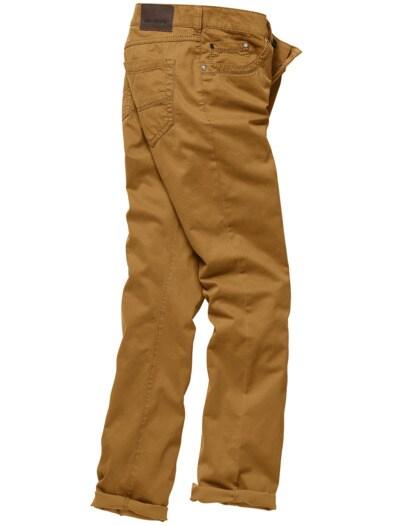 Cashmere Cotton Pants