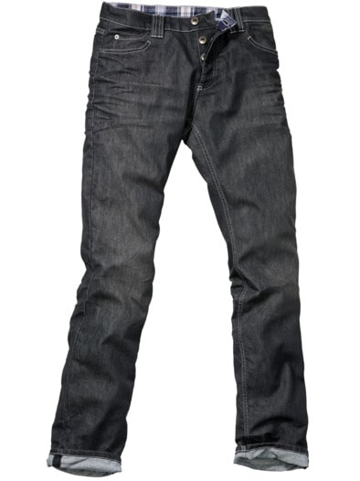 Grey Saloon Jeans