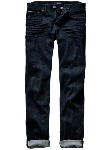 Red Selvage Jeans