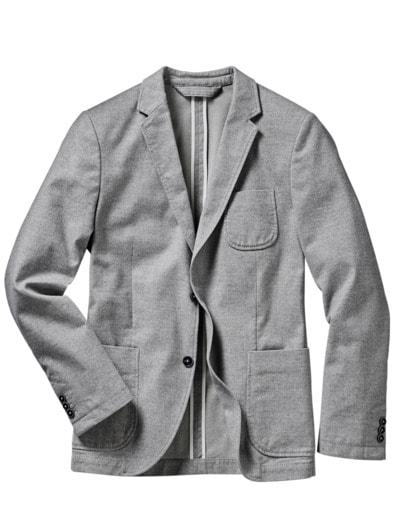 Anatomie-Sakko in Farbe Grau Regular Fit jetzt online kaufen | Mey ...