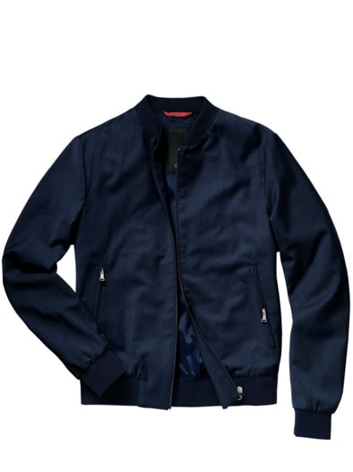Tailored Blouson