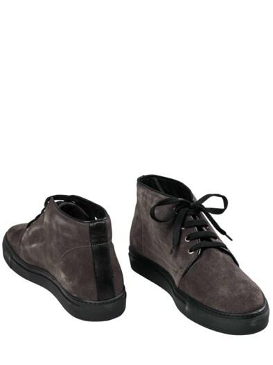 Velvet-Sneaker