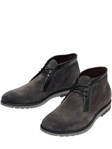 Velours-Boot