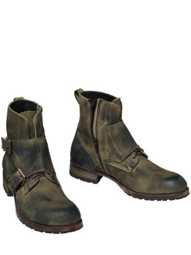 Monkstrap-Boot