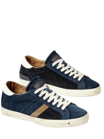 Denim-Sneaker