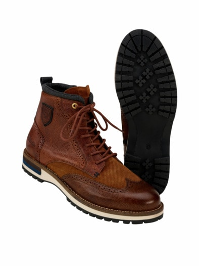 super popular 65ee4 5742f Budapester-Boot Tocchetto