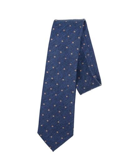 Denim-Krawatte