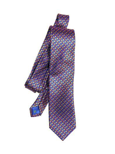 Tetris-Krawatte klassisch
