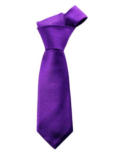 Englische Krawatte modisch