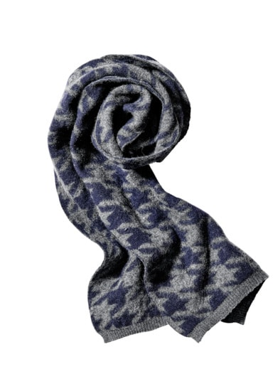 Feltlike-Schal