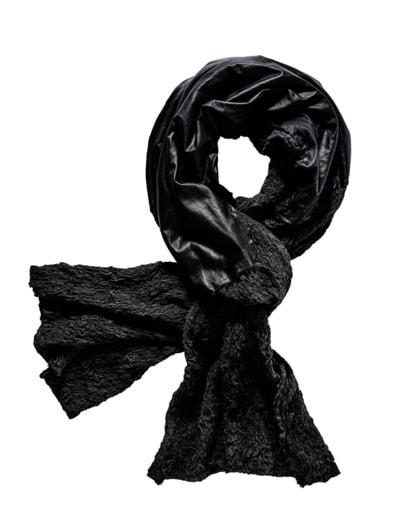 Lederwerk Schal