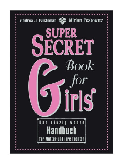 Super Secret Book for Girls