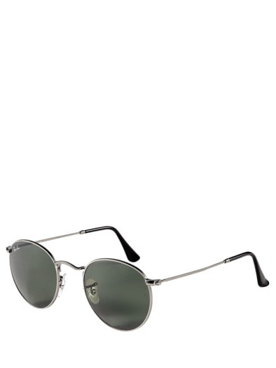 Ray-Ban Brille Round Metal