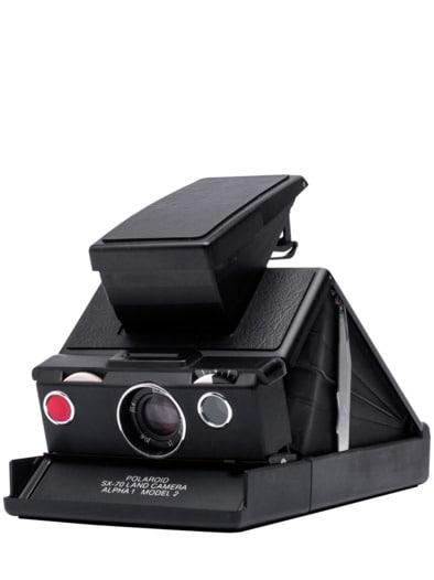 Polaroid SX-70 Kamera + sw-Filme