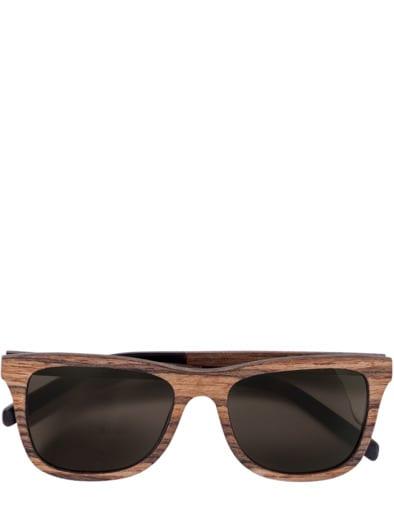 Holzsonnenbrille Justus