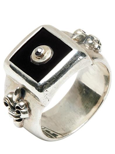 Meteorit-Ring