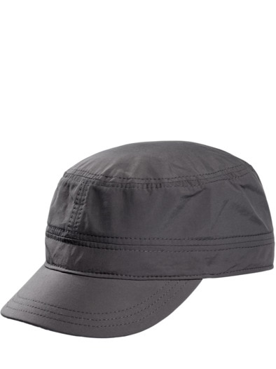 Grey Army Cap