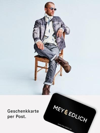 Geschenkkarte per Post 25 EUR