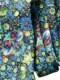 Liberty Krawatte Erdbeerdieb bunt Detail 2