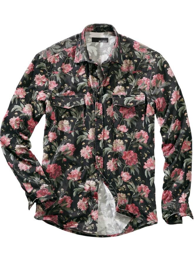 Liberty Hemd Blooms