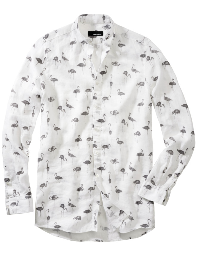 Schwarmintelligenz-Hemd