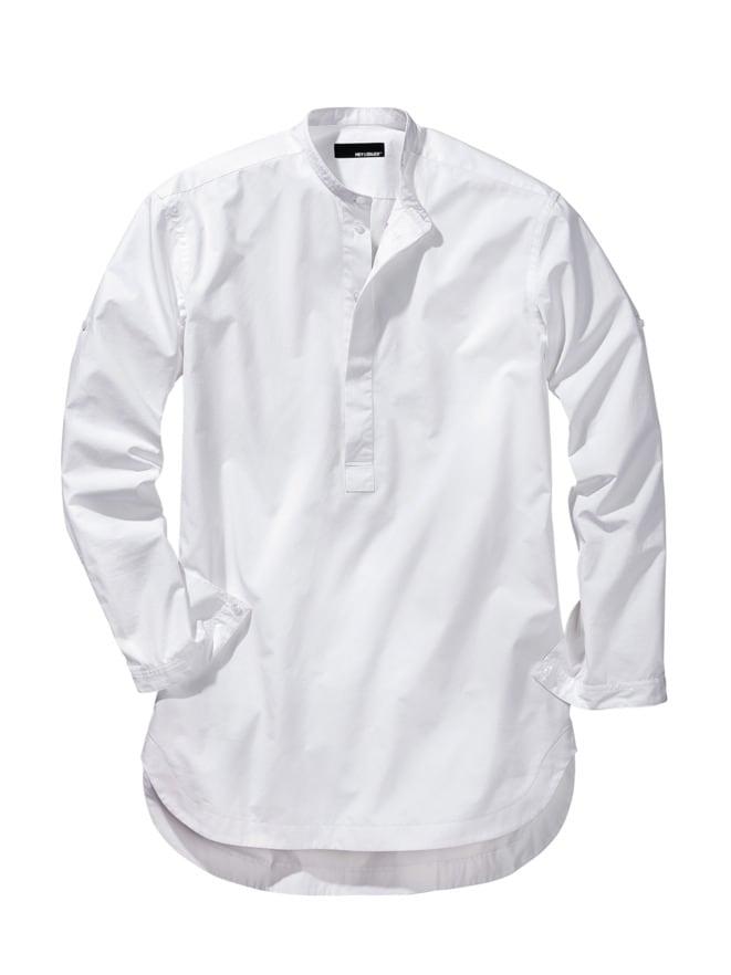 Hemd An T Shirt Genäht Knopfleiste Nähen 2019 07 23