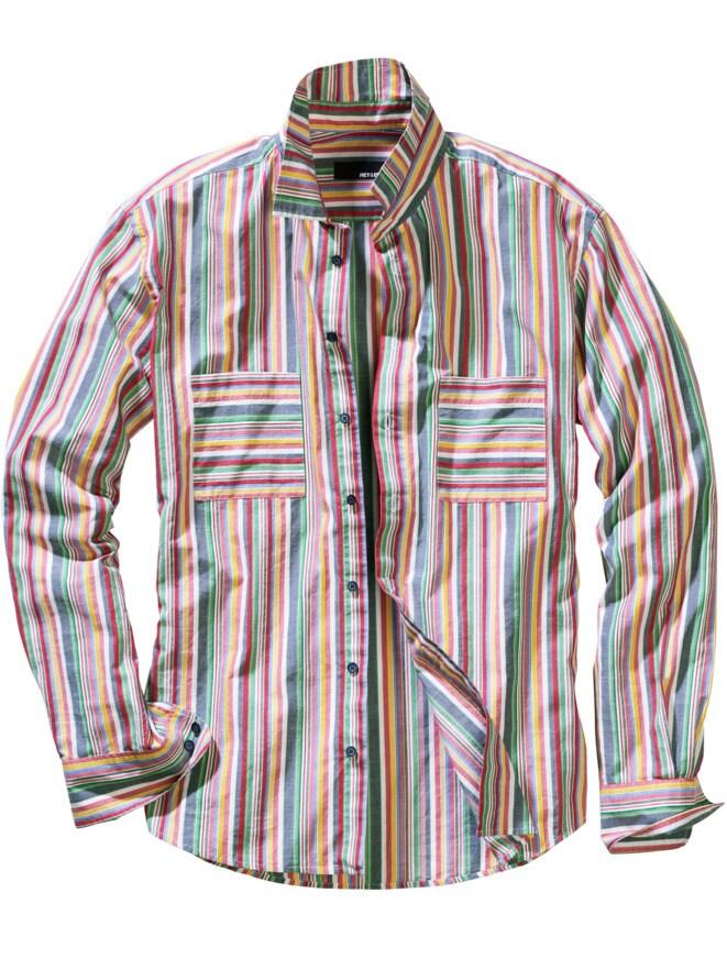 Bayadere-Hemd