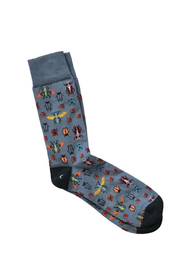 Blutsauger-Socke