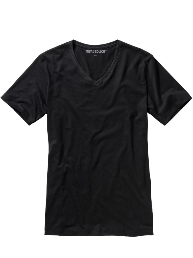 Slim Benchmark-Shirt V-Neck