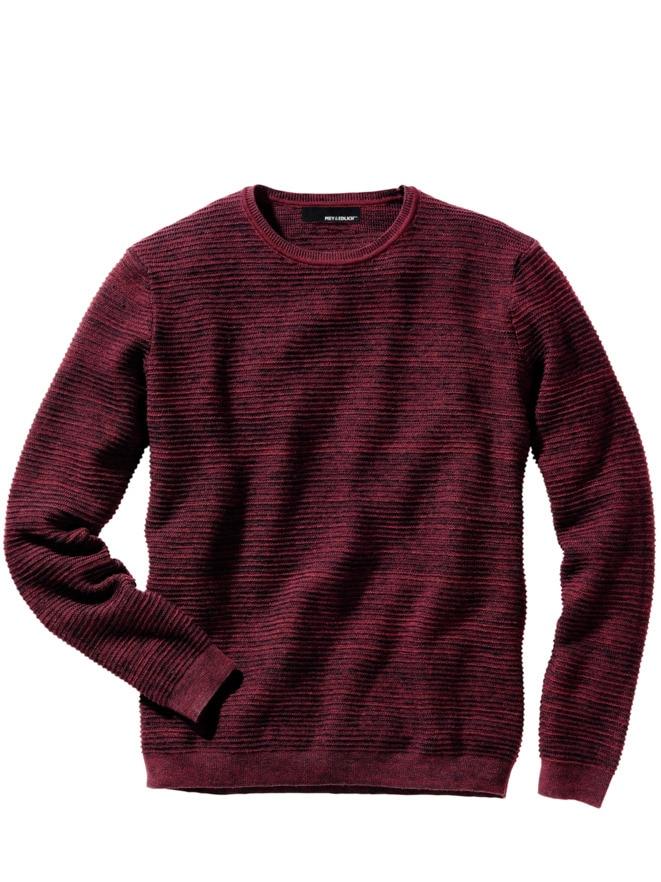 Tiefgang-Pullover