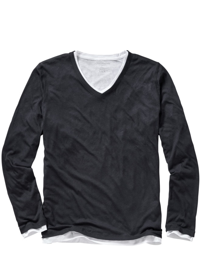 Majestic Tee Layer-Shirt