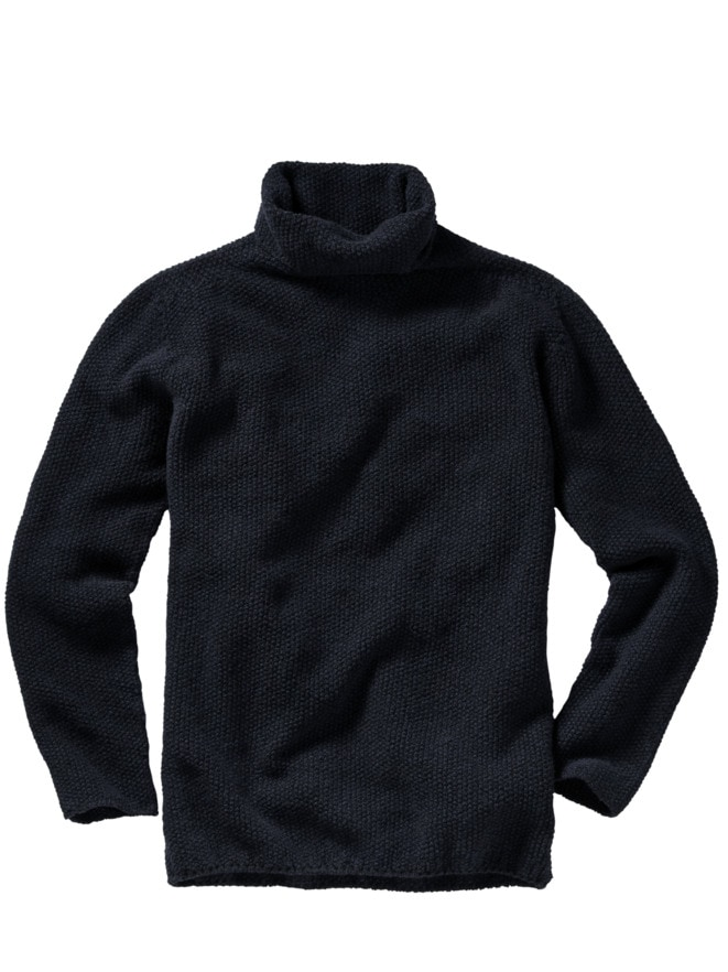 Recycled Cashmere Pullover