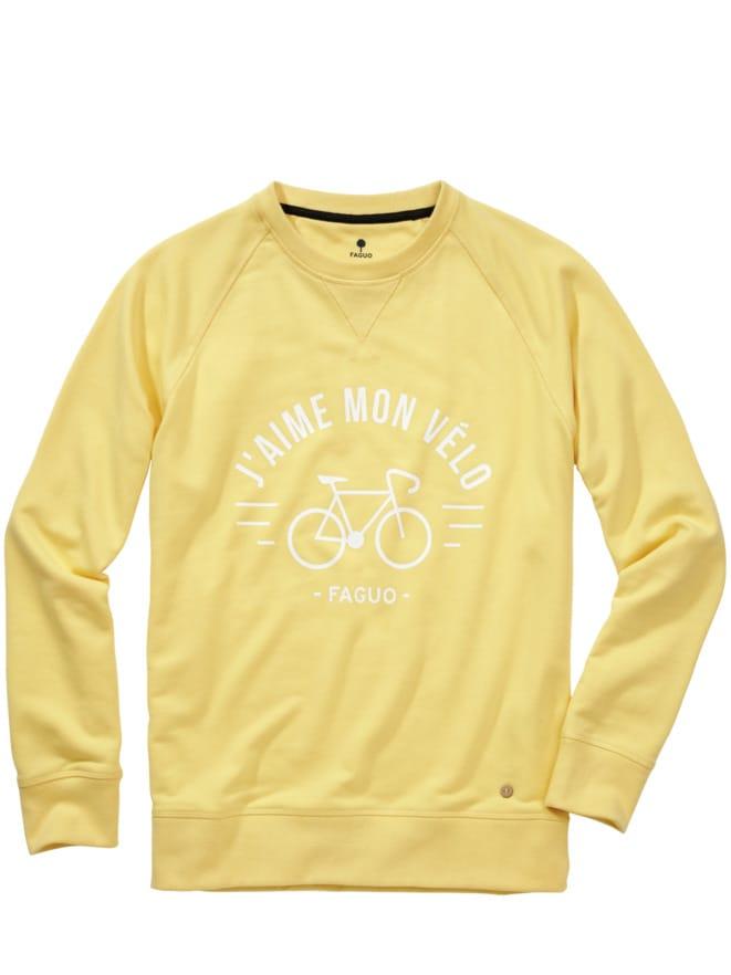 Fahrrad-Sweater