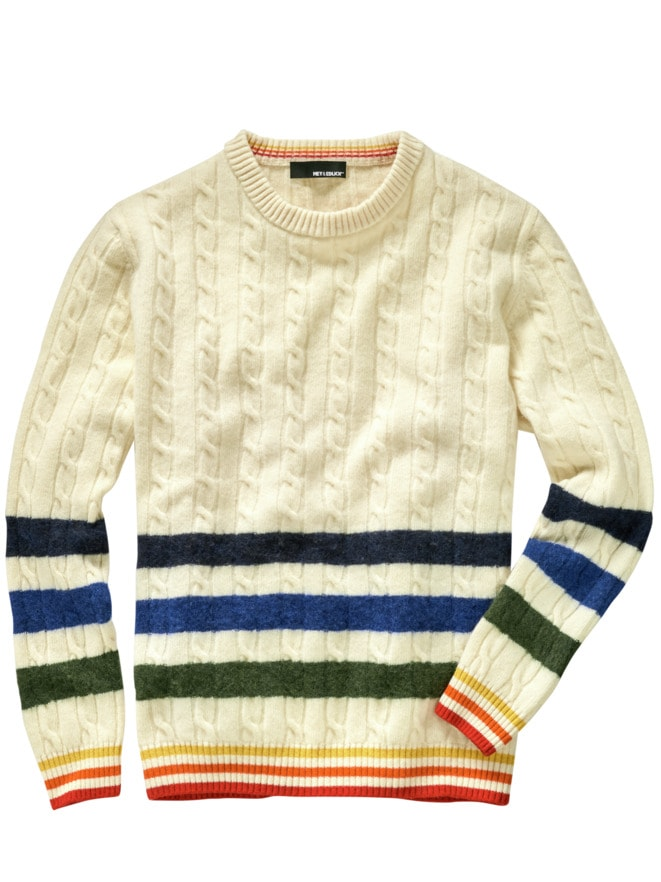 Weltmeer-Pullover