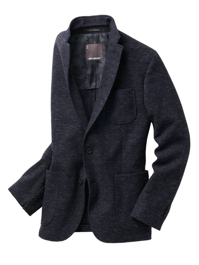Pullover-Sakko