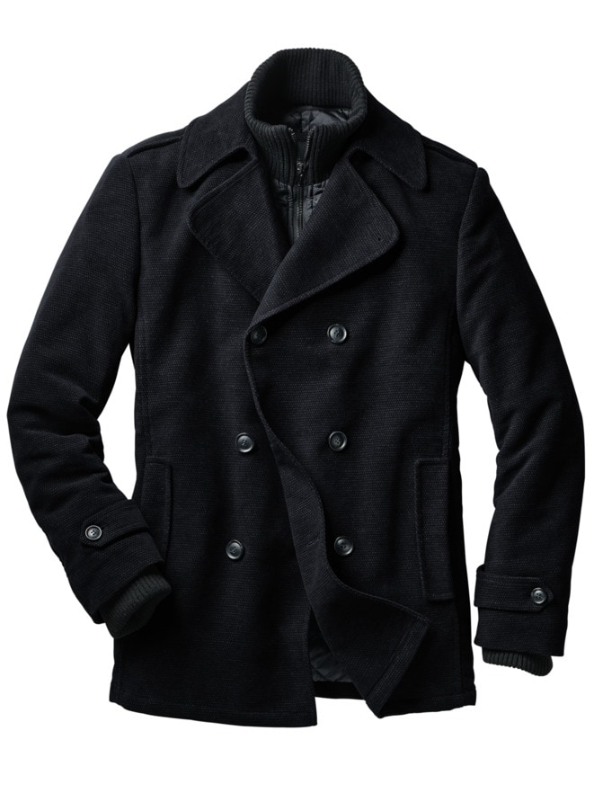 New Pea Coat
