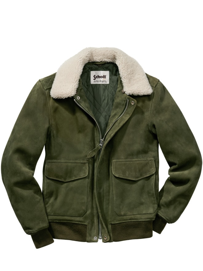 Schott Aviator Jacket