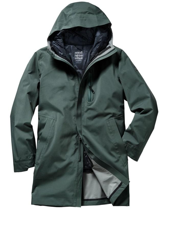 Scandinavian Raincoat