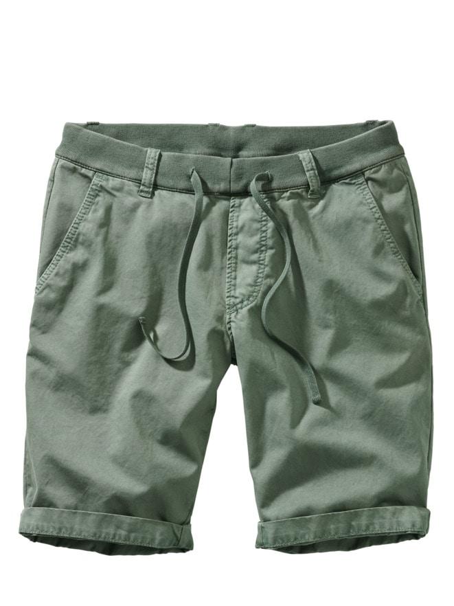 Steg-und-Planken-Shorts