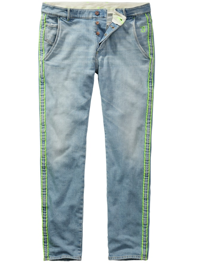 Barb`One Jeans Leo