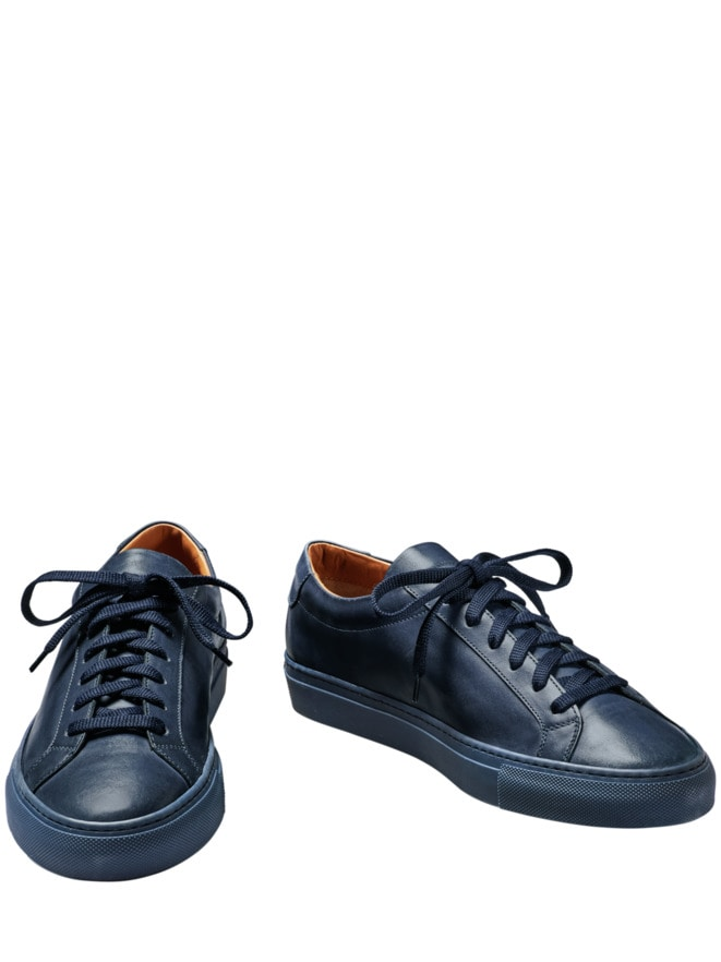 Blue Man Sneaker