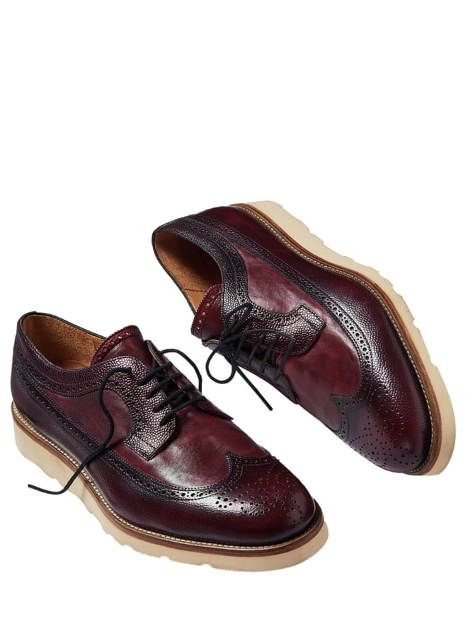 Scotchgrain Wing Tip 2.0