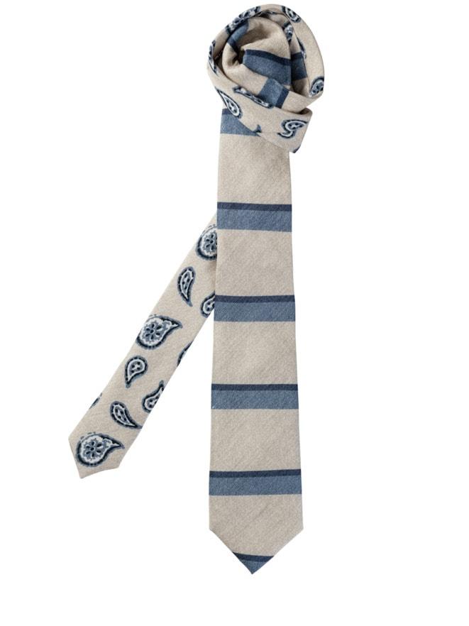 Wasserspiegel-Krawatte