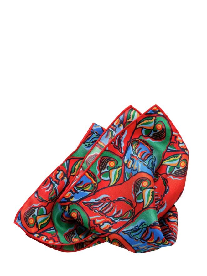 Papagayo-Einstecktuch