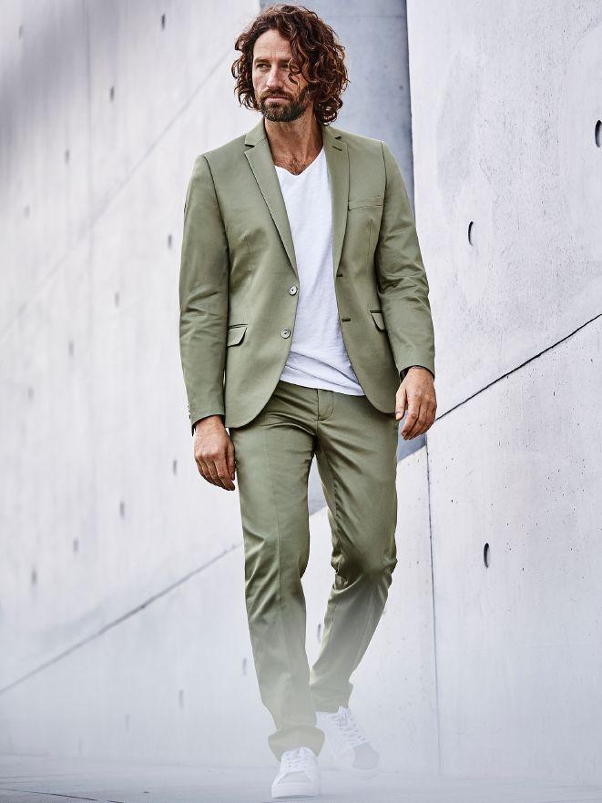Wake-Up-Suit Anzug