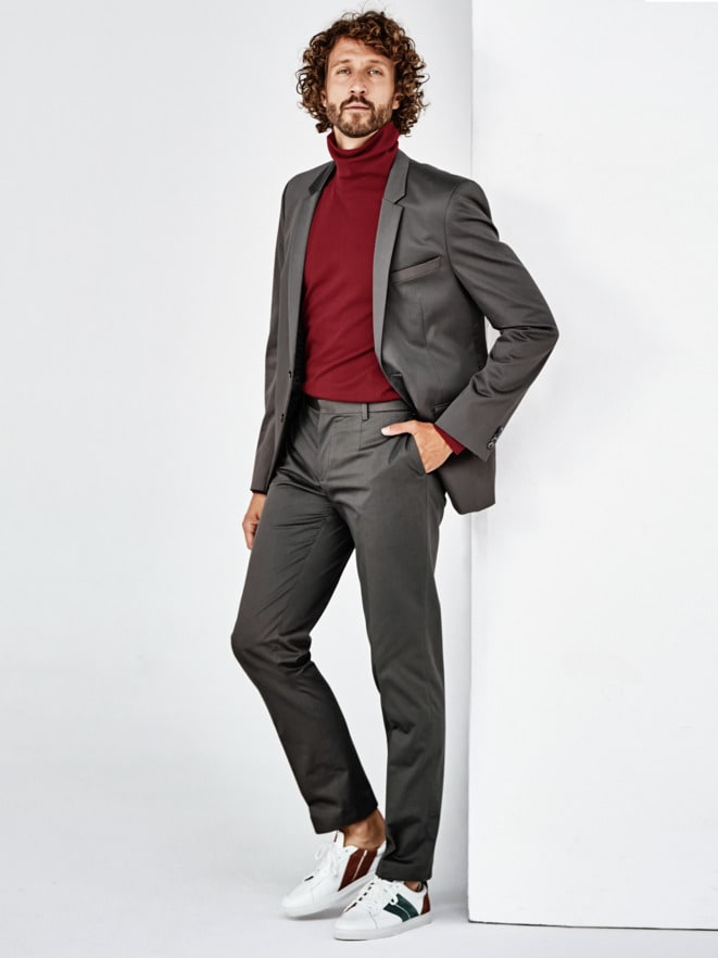 Signature Suit London Fog