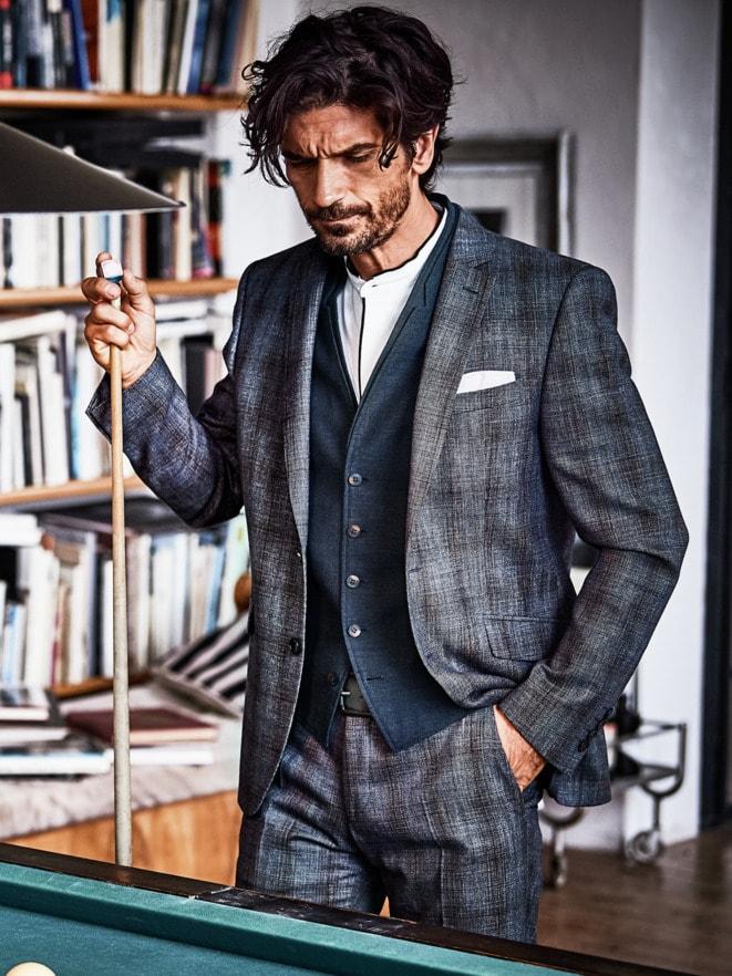 Toskana-Anzug